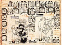 Pic 11: Codex Madrid, detail