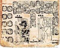 Pic 12: Codex Madrid, detail