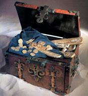 Pic 2: Spanish treasure