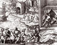 Pic 10: Raid by interlopers