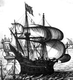 Pic 11: Spanish galleon