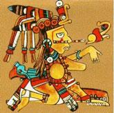 Pic 10: Tonatiuh, god of the sun