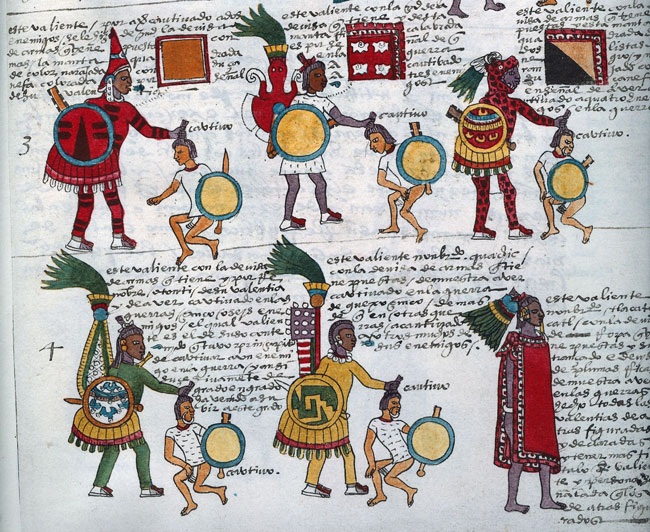 The Highest Rank In The Aztec Army