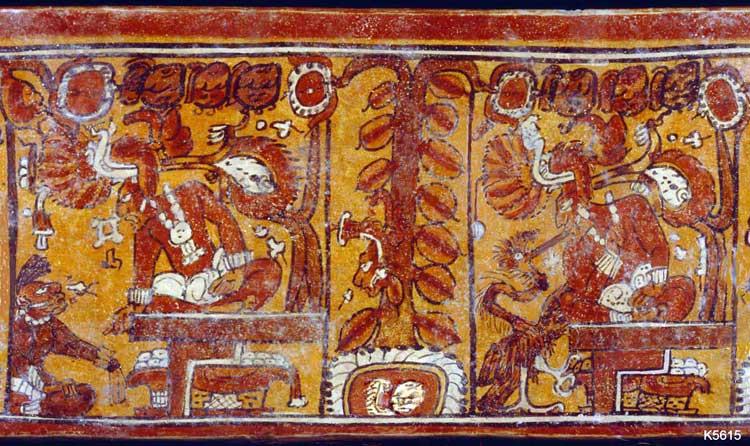 Resultado de imagen para cacao maya