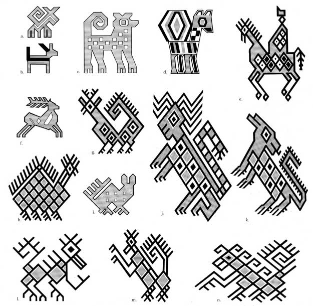 Teaching The Maya Resource Design Motifs