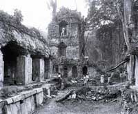 Remember there are also some cracking old fashioned adventure stories to be found surrounding the discovery of ancient Maya cities in the jungle, such as British explorer Alfred Maudslay at Palenque