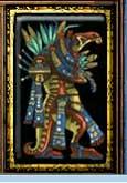 Pic 9: Cipactli worship icon