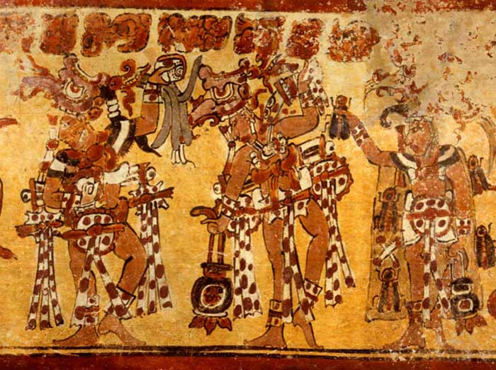 What did the ancient maya wear for Ancient mayan cuisine