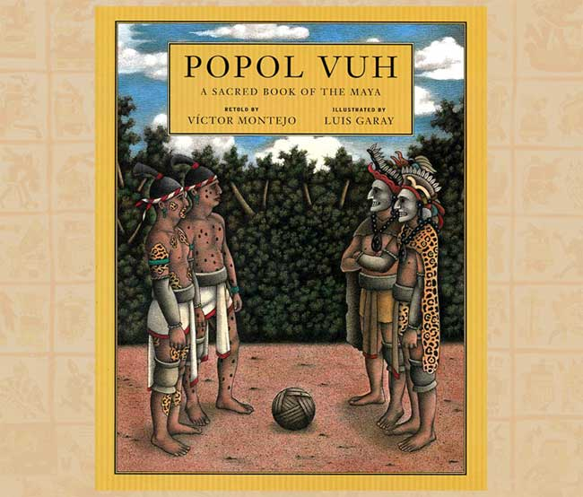 popol vuh creation story