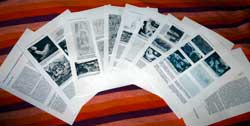 Pic 11: Mary Miller's 1985 article 'A Re-examination of the Mesoamerican Chacmool'