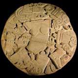 Pic 13: Coyolxauhqui stone, Templo Mayor Museum