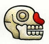 Aztec Daysign no. 6: Death