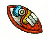 Aztec Daysign no. 18: Flint