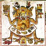 """Pic 9: '""""I am talking about the Aztec signs""""'"""