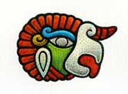"Pic 10: '""""I was born under the sign of Cozcaquauhtli, the Vulture""'"