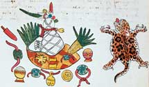 Pic 5: A wealthy Mexica (Aztec) burial