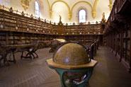 Pic 5: Old library, University of Salamanca