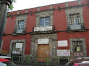 Pic 18: Malinche's old house in Calle Cuba, Mexico City