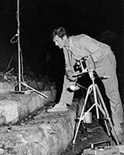 Pic 2: Ian Graham's first visit to Mexico in 1958 sparked his long involvement with Maya archaeology