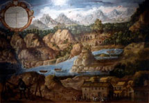 Pic 3: The Conquest of Guatemala, oil painting (anonymous), Museum of America, Madrid