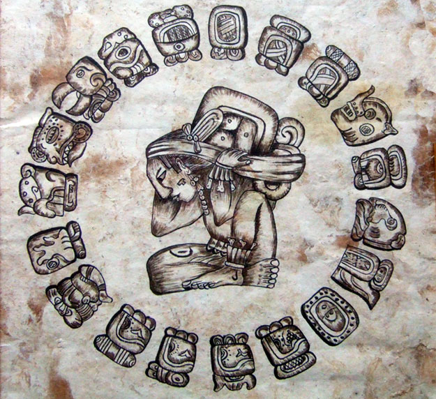 mayan calendar today