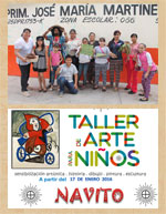 'Talleres de Alfarería sabatinos en escuelas primarias de forma gratuita'
