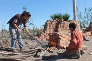 'Recuperar la tradición artesanal en nuestra comunidad...'