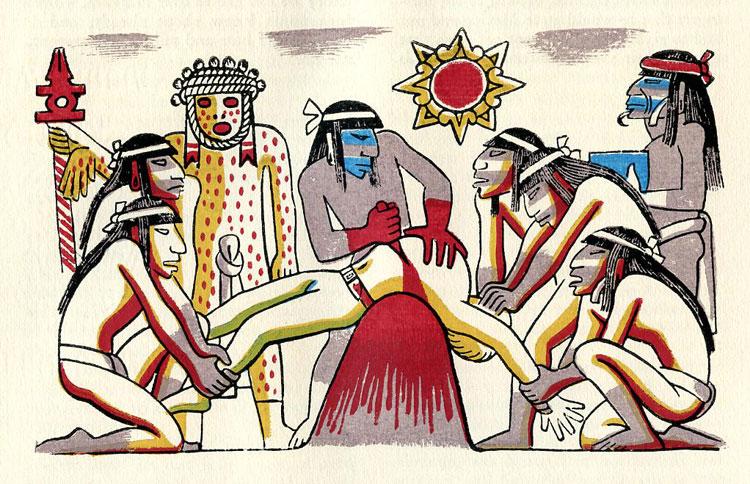 Mexica (Aztec) Human Sacrifice: New Perspectives