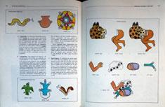 Pic 2: Pages from 'Atlas Cultural de México: Lingüística'
