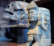 Pic 18: Mictlantecuhtli iconography, National Museum of Anthropology, Mexico City