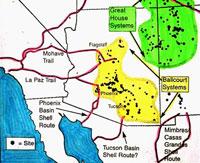 Pic 2: SW trade routes (pre-Hispanic)