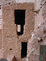 Pic 10: Montezuma Castle T-shaped Entrance