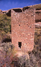 Pic 11: Hovenweep ruins