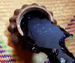Pic 5: A obsidian blade in a bowl of water gave the Mexica protection against bad spirits...