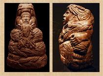 Pic 7: Quetzalcoatl sculpture, Museum of the Louvre, Paris