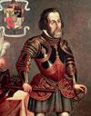 Pic 12: Hernando Cortés, 16th century portrait, Hospital de Jesús, Mexico City