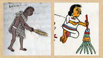 Pic 7: For the Mexica, keeping their bodies, homes, towns and world clean was actually a sacred duty!