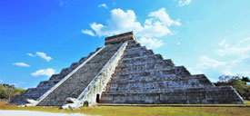 Pic 2: The Temple-Pyramid