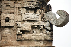 Pic 6: Cha'ak, Chichén, close-up