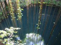 Pic 17: Cenote Ikil, near Chichén