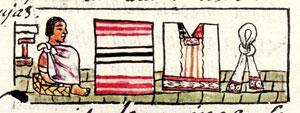 Pic 5: The array of a slain slave, Florentine Codex Book IX