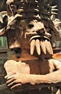 Pic 19: Tlaloc, Museo Nacional de Antropología, Mexico City