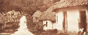 Pic 19: Benque Viejo in the 19th century