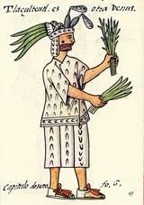 Pic 3: Tlazolteotl; Florentine Codex Book 1