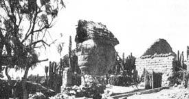 Pic 2: 'Cuezcomate,' San Nicolás Panotla - photo by Frederick Starr, 1908