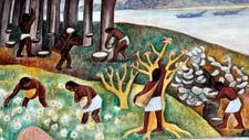 Pic 14: Detail from mural by Diego Rivera, Palacio Nacional, Mexico City