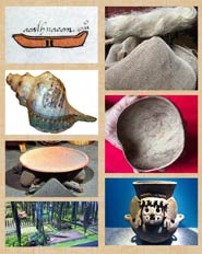 Pic 9: Practical objects chosen as 'Desert Island Artefacts' by our Panel of Experts