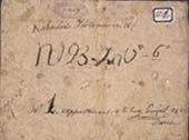 Pic 9: Tonalamatl de Aubin page 21, showing the Boturini catalogue number 23-6