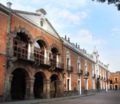 Pic 11: The Governor's Palace, Tlaxcala City centre