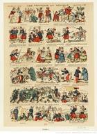 Pic 17: 'Les Français au Mexique' - a satirical 19th century French poster; Bibliothèque Nationale de France